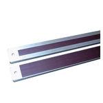 rail de guidage / en aluminium