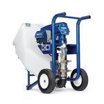 pompe pour peinture / électrique / à amorçage standard / à piston