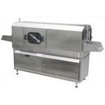 machine de nettoyage pour caisse / en milieu aqueux / automatique
