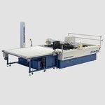 machine de découpe pour tissus / à couteau / pour tissu multicouche / NC