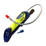 détecteur de fuites de gaz réfrigérant / de gaz combustible / par reniflage / portable