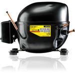 compresseur frigorifique hermétique / à piston / R600a / propane (R290)