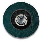 Disque à lamelle de finition / pour acier inoxydable 546D 3M Manufacturing And Industry Abrasives