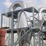 sécheur à vapeur surchauffée / batch / pour l'industrie chimique / pour l'industrie agroalimentaire