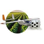 UAV à voilure fixe / de surveillance / d'observation / pour applications agricoles