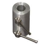 accouplement rigide / de tige / en aluminium