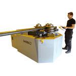 machine de cintrage à 3 galets moteurs / électrohydraulique / de tubes / de profilés