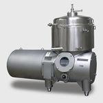 séparateur centrifuge / de liquides / pour l'industrie pharmaceutique / pour l'industrie chimique