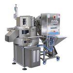 machine à éplucher oignon / ail / entièrement automatique