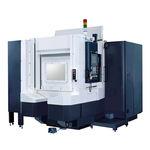 rectifieuse 5 axes / pour pales de turbines / pour pièces à usiner / CNC