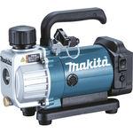 pompe à vide à palettes / lubrifiée / mono-étagée / portable