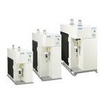sécheur d'air comprimé par réfrigération / haute température