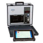 détecteur d'explosif / de gaz toxique / électrochimique / portable