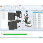 logiciel de CFAO / pour usinage / d'application robotique / hors-ligne