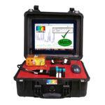 analyseur pour réseau électrique / de spectre / portable / durci