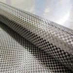 fibre en carbone / en toile