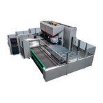 cellule de cintrage stationnaire / servo-électrique / de tôle / entièrement automatique