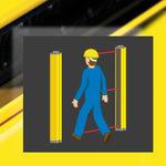 barrière immatérielle protection du corps / de sécurité type 4 / de contrôle d'accès / multifaisceau