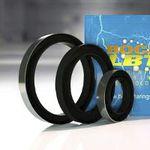 joint d'étanchéité à lèvre / V-ring / en NBR / pour huile