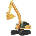 pelleteuse intermédiaire / sur chenilles / Tier 3 / pour chantier de construction