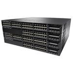 commutateur Ethernet administrable / 48 ports / à liaison sans fil / Power over Ethernet