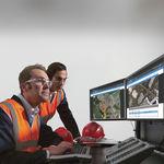 logiciel de supervision / pour les infrastructures / pour détecteur de gaz / temps réel