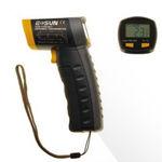thermomètre à infrarouge / numérique / portable / sans contact