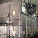 Étuve de séchage / de cuisson / à chariot / soufflage d'air chaud AeroDry™ Bühler