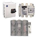 interrupteur-sectionneur rotatif / 3 pôles / 4 pôles / à fusible