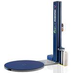 banderoleuse à plateau tournant / automatique / à film étirable / verticale