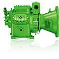 compresseur frigorifique à piston / ouvert - 1450 - 1750 rpm