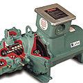 compresseur frigorifique à vis / ouvert - 05T, 06T series