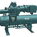 compresseur frigorifique à vis / pour la réfrigération industrielle - RWF II