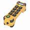 télécommande radio / à 8 boutons / à boutons configurables / avec interrupteur d'arrêt d'urgence