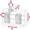 centre d'usinage 5 axes / vertical / de haute précision