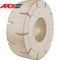 pneu à bandage plein / industriel / pour chariot élévateur / pour chargeuse compacte