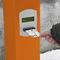 lecteur de carte à puce par contact / pour contrôle d'accès