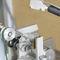 machine à équilibrer horizontale / à palier souple / pour turbocompresseur / pour roue de turbine