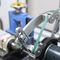 machine à équilibrer horizontale / à palier rigide / pour rotor / pour induit