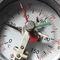 thermomètre avec contact électrique / bimétallique / à cadran / à visser