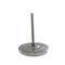 thermomètre pour eau chaude / bimétallique / à cadran / à insertion