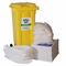 kit d'urgence anti-pollution d'hydrocarbures / pour produits dangereuxSALL Srl