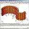 Logiciel de planification de coffrage sous Autocad 2D, 3D | Plan pro PASCHAL-Werk G. Maier
