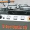machine de polissage pour acier / de rodage plan