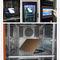 Chambre d'essai de température / climatique / d'humidité et température / en inox HD-702 HAIDA EQUIPMENT CO., LTD