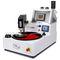 machine de polissage pour acier / pour échantillons métallographiques / à simple plateau / planaire