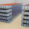 rayonnage entrepôt de stockage / pour charges lourdes / pour boîtes / palettier ouvert sur deux faces