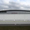 Portes à empilement / en tissu / pour l'aviation civile et militaire / de hangar Jumbo jet hangar door Champion Door
