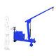 grue mobile / pliable / avec commande électrique / à hauteur réglable