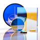 filtre optique passe-bande UV / à bande étroite